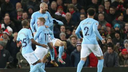 Premier League: Manchester City se perfila para campeón