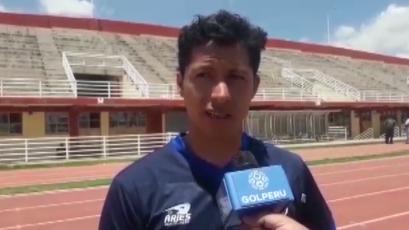 """Yoshiro Salazar: """"Sabemos lo duro que será jugar con Juan Aurich"""""""