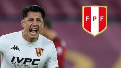 Selección Peruana: Gianluca Lapadula llegará esta noche a Lima