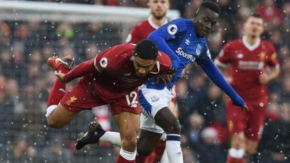 Premier League: Liverpool y Everton no se sacaron ventaja