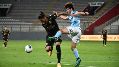 Universitario vs Sporting Cristal: la última vez que se enfrentaron dejaron buen fútbol y goles (VIDEO)