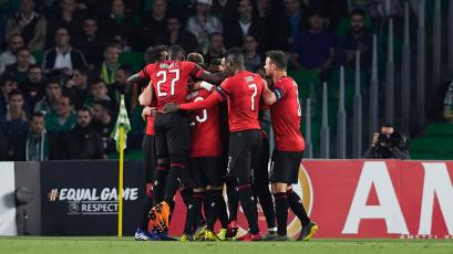 Rennes elimina al Betis y clasifica a octavos de la Europa League