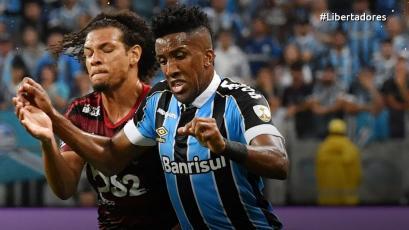 Copa Libertadores: Gremio y Flamengo empataron en Porto Alegre en la primera semifinal (VIDEO)