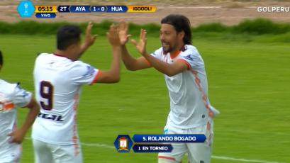 Ayacucho FC salió de la zona del descenso tras vencer a Sport Huancayo