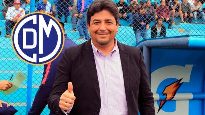 Víctor Rivera renovó con Deportivo Municipal por el 2020