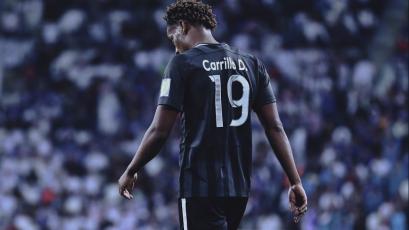 André Carrillo: Al Hilal cayó ante Al Nasr y perdió la punta de la liga de Arabia Saudita