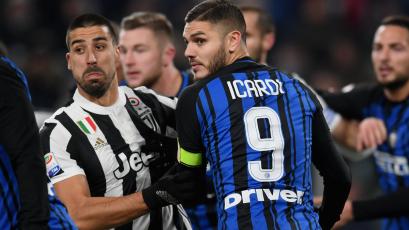 Serie A: Inter igualó con Juventus y Nápoli acecha el primer lugar