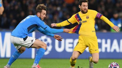 Champions League: estos son los partidos que se disputarán en el cierre de los octavos de final
