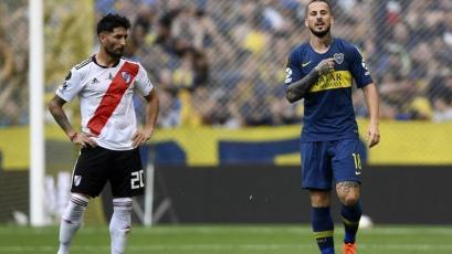 Boca Juniors y River Plate definen al campeón de la Copa Libertadores