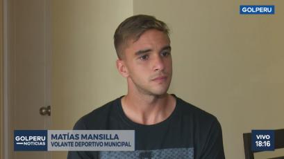 Matías Mansilla: