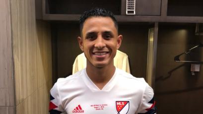 """Yoshimar Yotún: """"La MLS demostró que tiene buenos jugadores"""""""