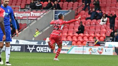 Rodrigo Vilca marcó su primer gol con la camiseta del Doncaster Rovers (VIDEO)