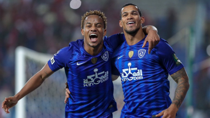 Con André Carrillo, Al-Hilal se impuso 2-0 sobre Al-Ittihad
