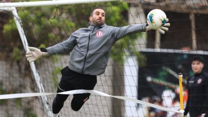 """José Carvallo sobre Cienciano: """"Es un rival difícil, pero tenemos que hacer nuestro fútbol"""""""