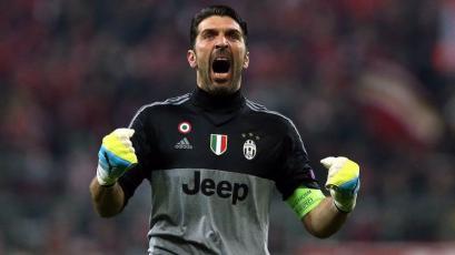 Gigi Buffon se pierde el clásico entre Juventus e Inter