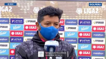 Sergio Castellanos: