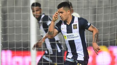 Liga1 Betsson: Ricardo Lagos anotó el 1-0 para Alianza Lima ante Universitario (VIDEO)