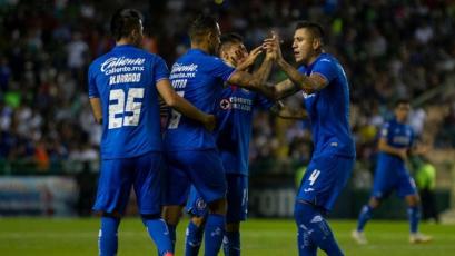 Yoshimar Yotún le dio el empate a Cruz Azul ante León