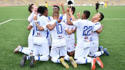 Liga2: Alianza Atlético derrotó 3-1 a Cultural Santa Rosa por la fecha 2
