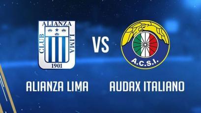 Alianza Lima confirmó rival para la 'Noche Blanquiazul'
