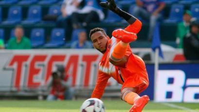 Pedro Gallese no pudo evitar la derrota de Veracruz