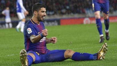 Barcelona remonta en Anoeta y estira su ventaja en La Liga