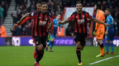 Bournemouth le remonta el partido al Arsenal (2-1)