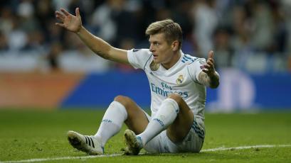 """Toni Kroos: """"El objetivo es quedar entre los cuatro primeros"""""""