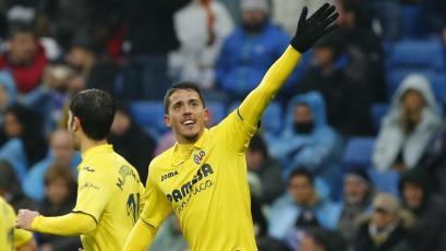 Villarreal hunde al Real Madrid