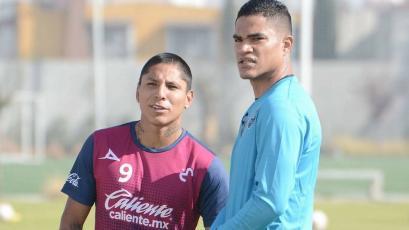 Anderson Santamaría no debutará hoy con el Puebla