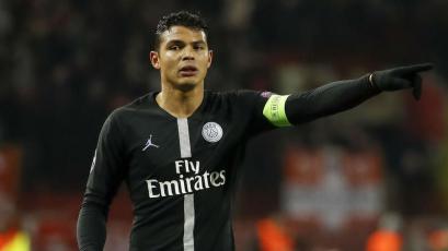 Thiago Silva: de no renovar con el PSG a ser tentado por 3 gigantes de Premier League