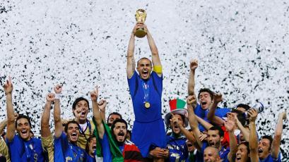 Copa Mundial: un día como hoy Italia se consagró campeona del mundo en Alemania 2006 tras superar a Francia