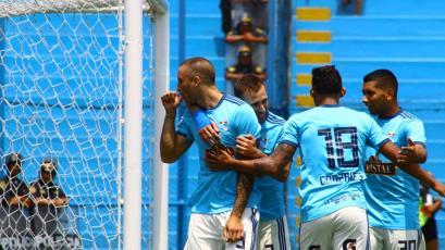 Sporting Cristal venció por 1-0 a Unión Comercio
