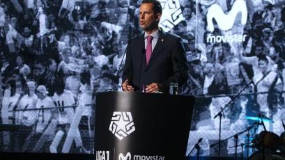 """Víctor Villavicencio: """"Si Dios quiere en agosto vuelve la competencia en la Liga1 Movistar"""""""