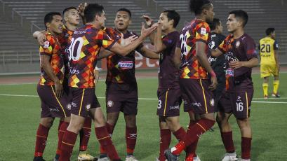 Liga2: Chankas CYC goleó 5-2 a Sport Chavelines por la fecha 4 de la Fase 2 (VIDEO)