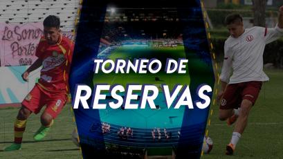 Torneo de Reservas: Ocho equipos pelean por el punto de bonificación