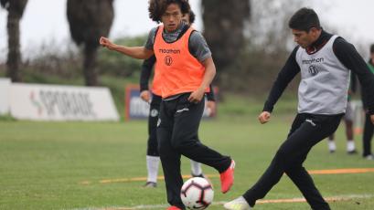 Universitario afina detalles antes de visitar a Deportivo Coopsol por la Copa Bicentenario