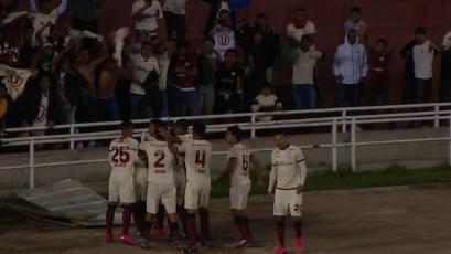 Liga1 Movistar: Universitario de Deportes abrió el torneo venciendo a FBC Melgar en Arequipa