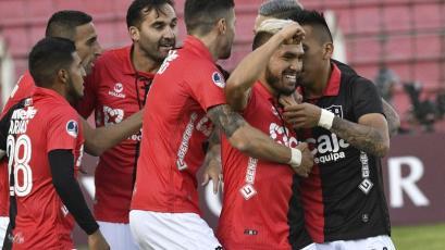 Copa Sudamericana: FBC Melgar gana en su estreno venciendo a Nacional de Potosí