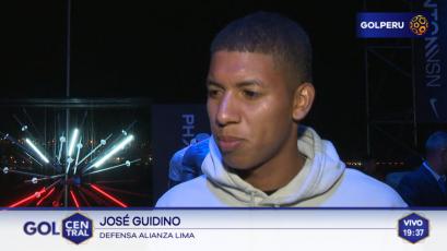 """José Guidino: """"Tenemos un gran equipo para campeonar"""""""