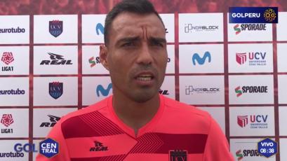 """Leandro Fleitas: """"La última jornada perdimos la chance de meternos arriba"""""""
