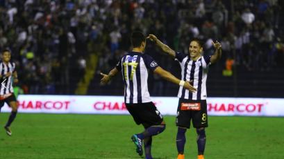 Alianza Lima gana con remontada a Deportivo Municipal (3-1)