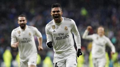 Real Madrid superó al Sevilla y sigue en lo más alto de La Liga