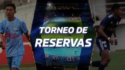 Torneo de Reservas: Real Garcilaso y Sporting Cristal igualaron en el Cusco