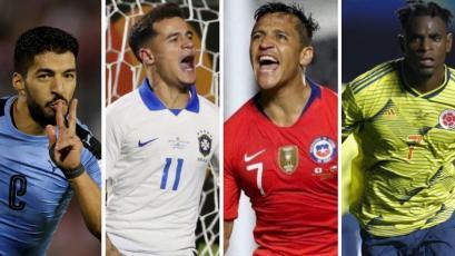 Copa América 2019: Conoce la tabla de goleadores