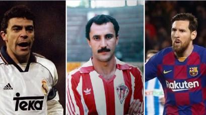 Un amor incondicional en La Liga: los jugadores más destacados con una misma camiseta (FOTOS)