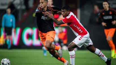 Miguel Araujo enlazó su tercera titularidad con el FC Emmen