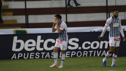 """Rodrigo Cuba de Alianza Lima: """"El equipo supo reponerse y sacar el partido adelante"""" (VIDEO)"""