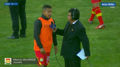 Marcio Valverde: