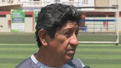 """Javier Arce, sobre Independiente: """"Sigo confiando en mi grupo a pesar de la derrota"""""""